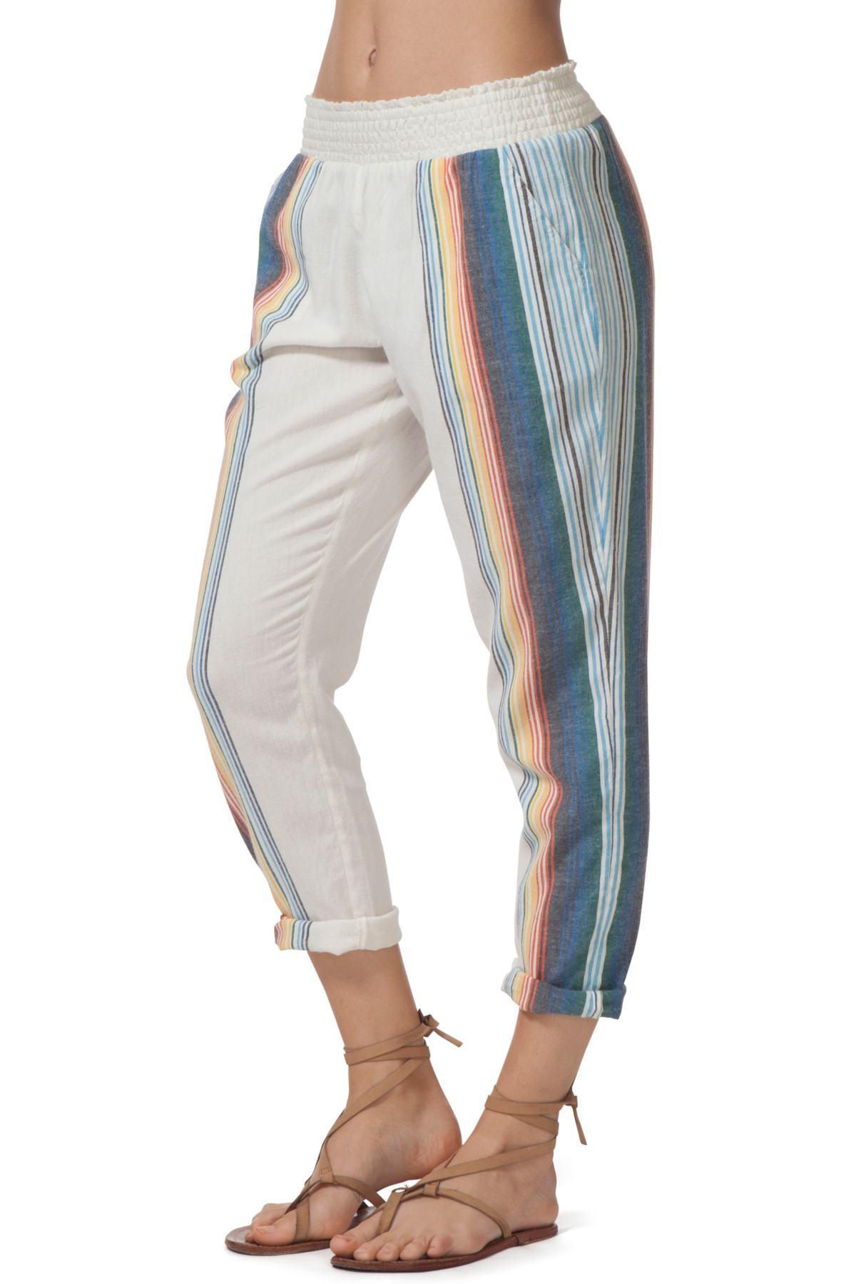 e0aa7ccba5 Rip Curl Beach Bazaar Pants - Lyst