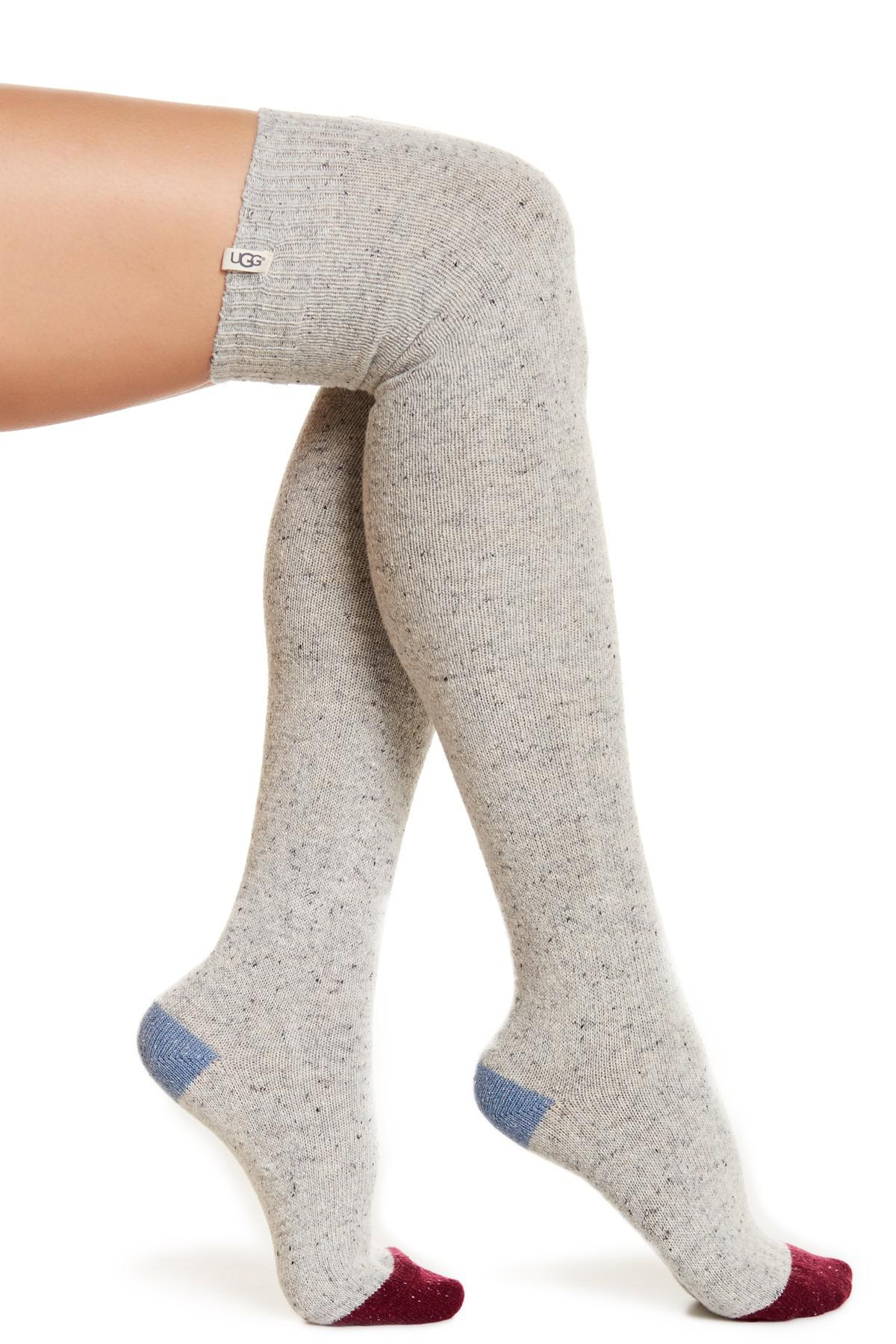 2db885569 Gallery. Previously sold at  Nordstrom Rack · Women s Knee High Socks ...