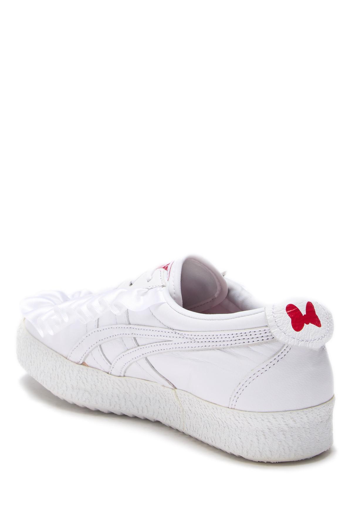 e4b7dff3b85b Asics - White Mexico 66 Disney Faux Leather Sneaker - Lyst. View fullscreen