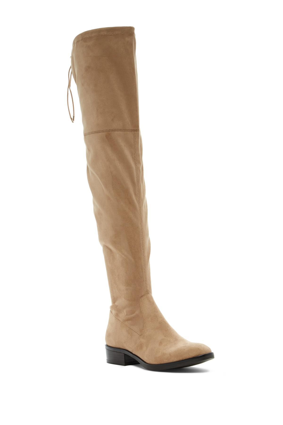 81069fa9f19 Lyst - Sam Edelman Paloma Over-the-knee Boot