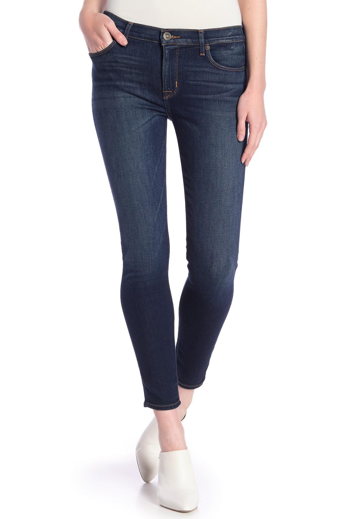 f8ebb14f4d8fe Hudson Jeans. Women s Blue Natalie Mid Rise Ankle Super Skinny Jeans.  189   90 From Nordstrom Rack