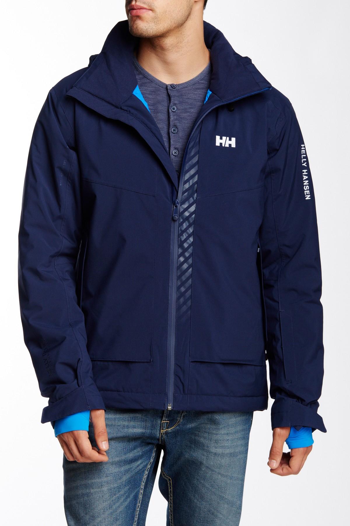 Lyst - Helly Hansen Swift 2 Jacket in Blue for Men 9ff0dd81be