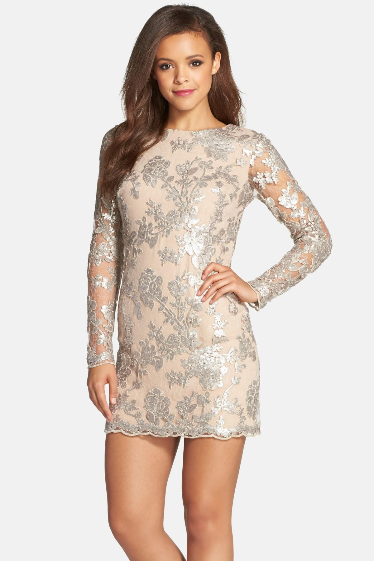 b93d00193dfd Gallery. Previously sold at: Nordstrom Rack · Women's Lace Dresses Women's  Sequin ...
