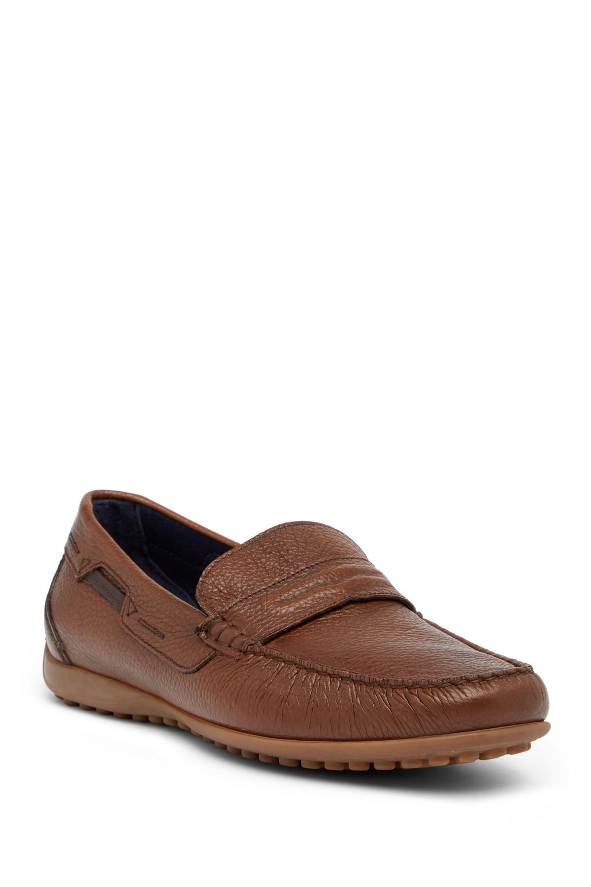 cc003bd34d1 Lyst - Bacco Bucci Berra Leather Loafer in Brown for Men