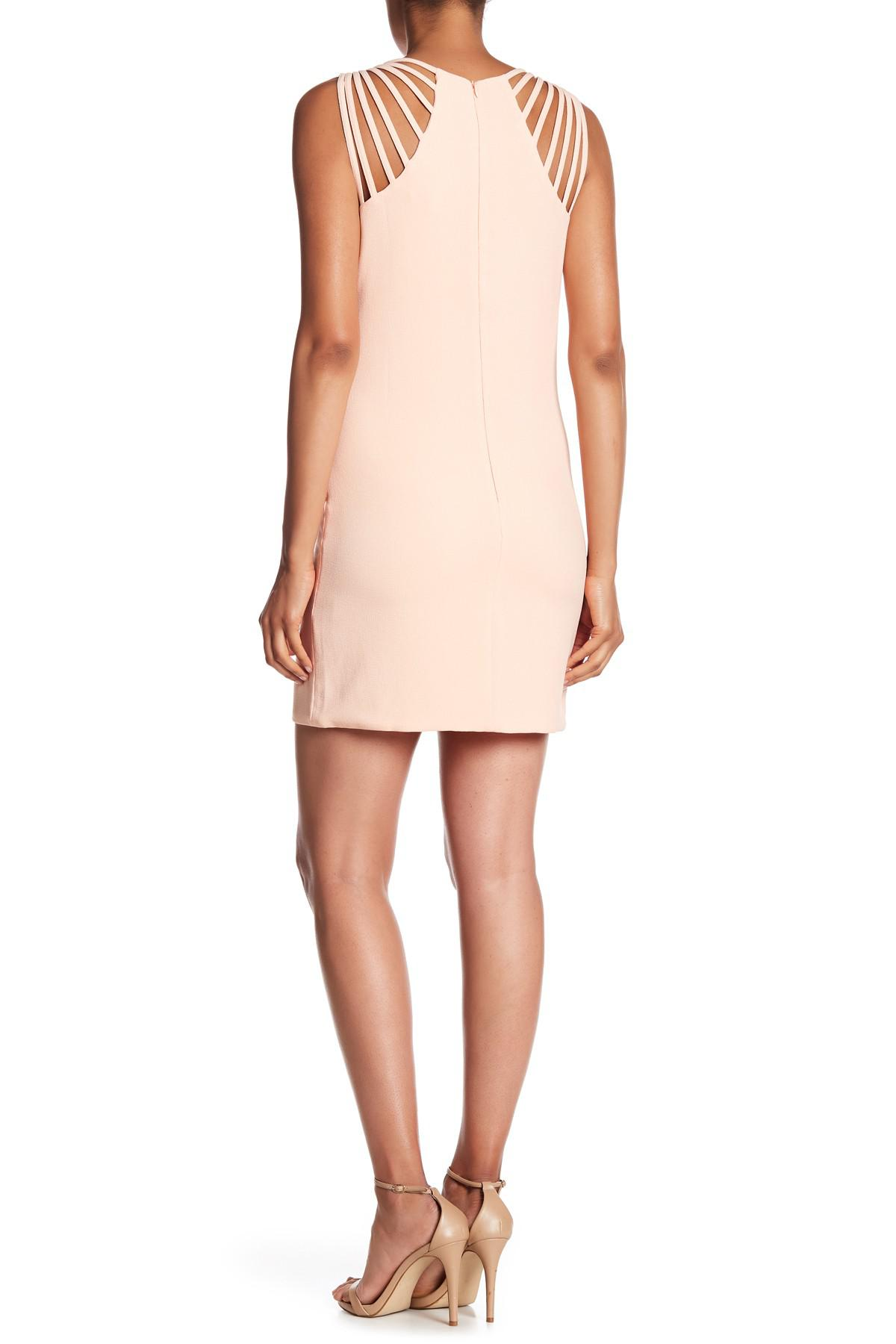 4dd7e23d Gallery. Previously sold at: Nordstrom Rack · Women's Pink Dresses Women's  Sheath ...