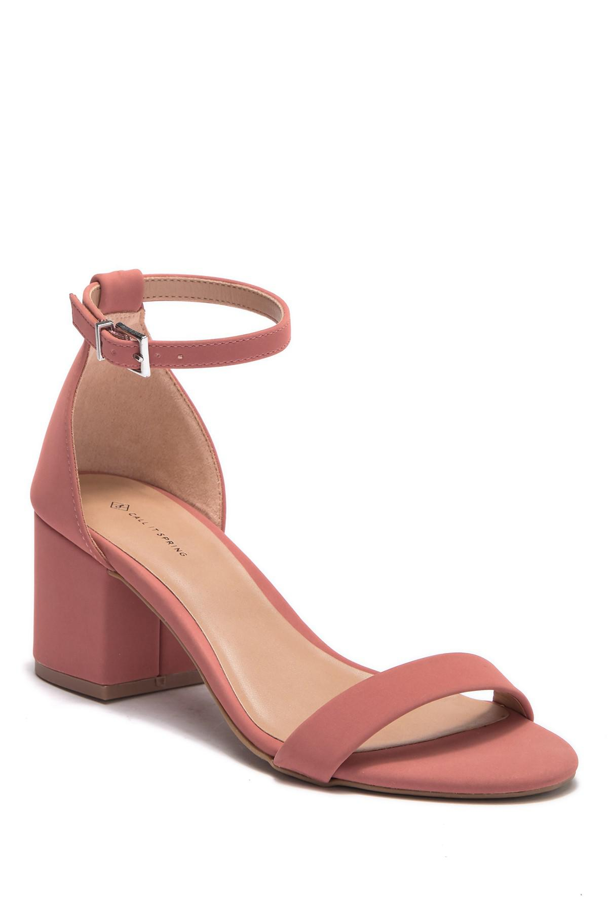 e8e898b438c7 Gallery. Previously sold at  Nordstrom Rack · Women s Strappy Heels ...