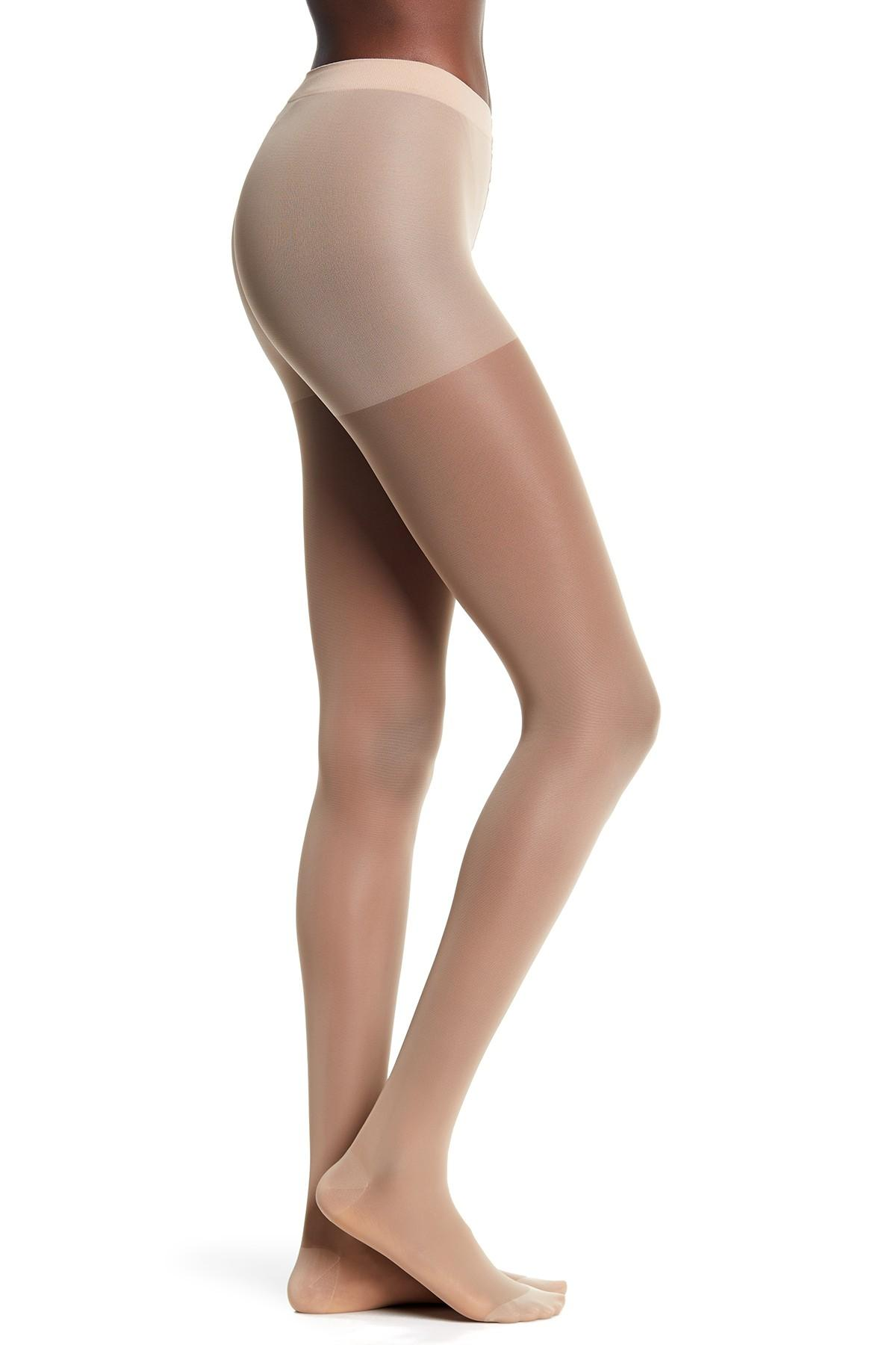 aea8cf468 Wolford Miss W 40 Light Support Tights - Lyst