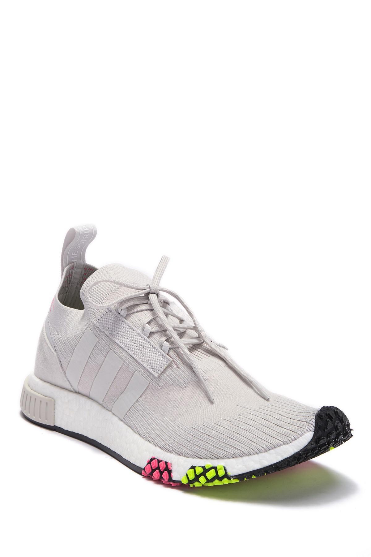 reputable site 1b28b dfeda adidas. Mens Nmd Racer Pk Athletic Sneaker