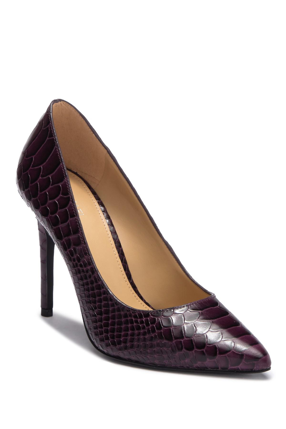 7fc986cb087 MICHAEL Michael Kors. Women s Claire Snake Embossed Leather Pump