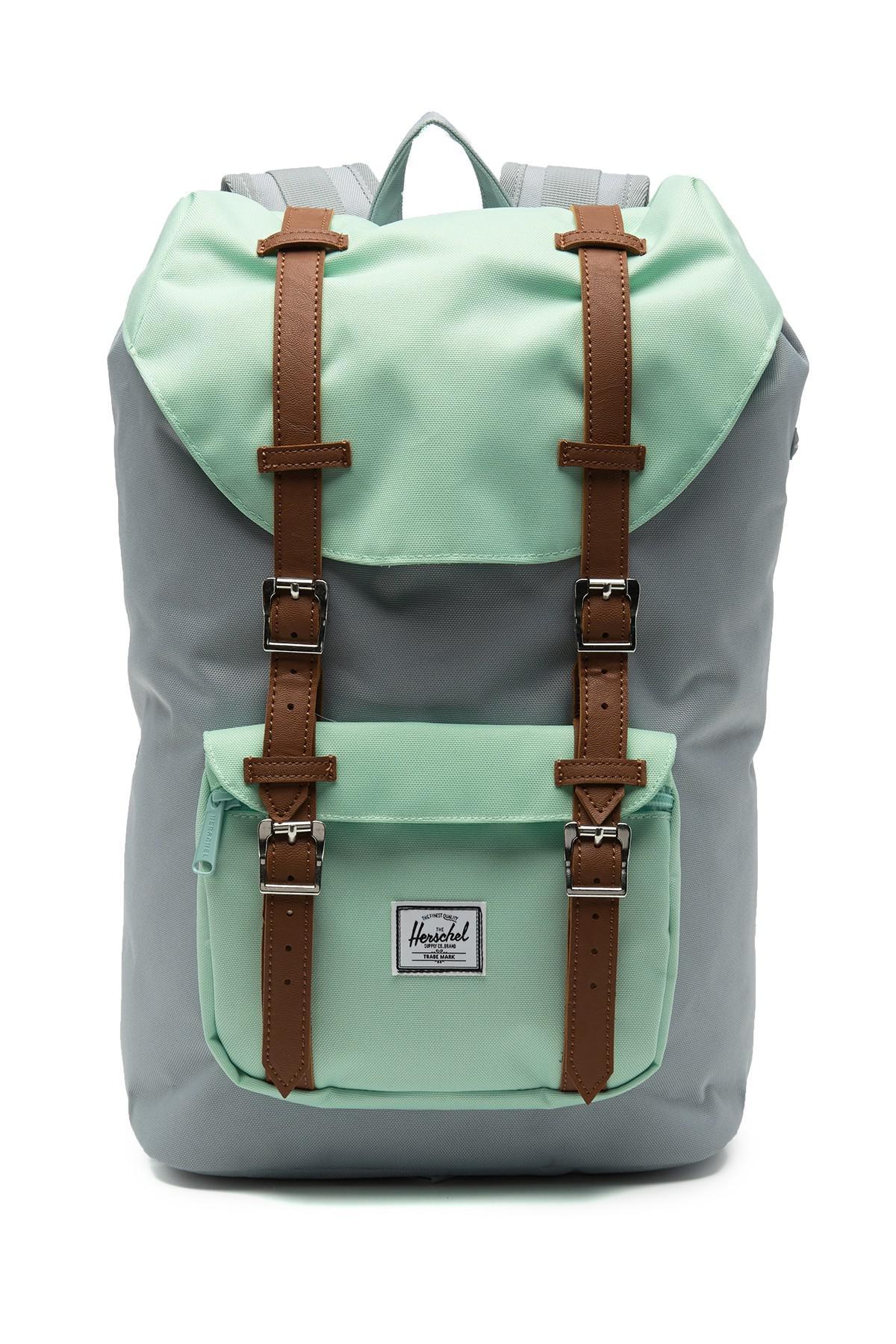 f843a782f7 Lyst - Herschel Supply Co. Little America Mid Volume Backpack for Men