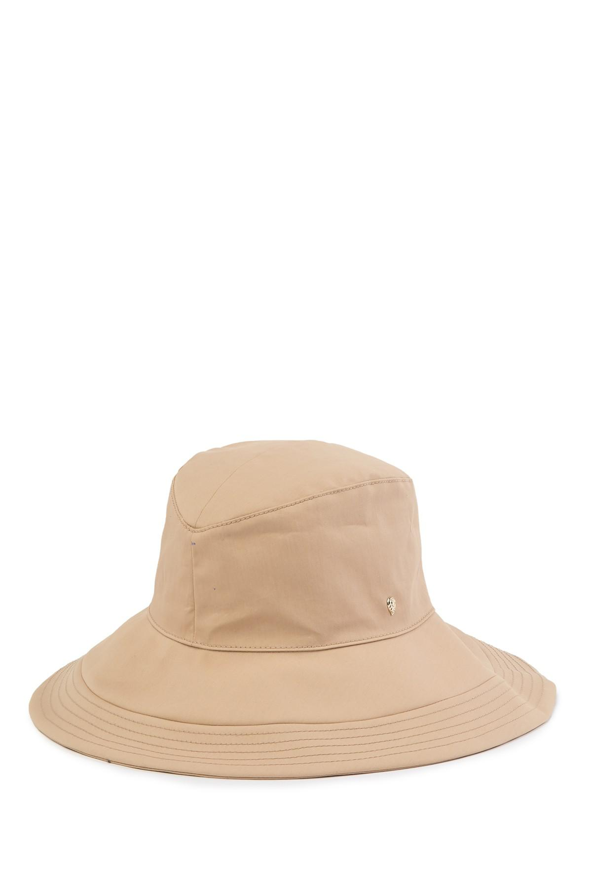 ac17376ced576 Lyst - Helen Kaminski Kizzy Wide Brim Hat in Natural
