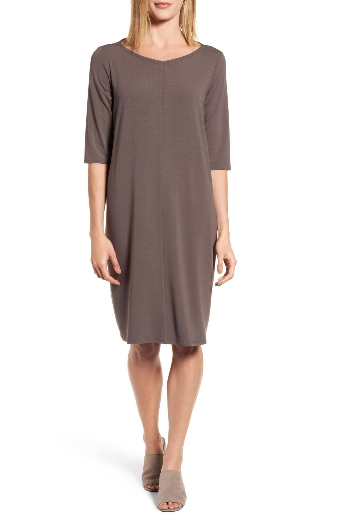 collar at mandarin fisher nordstrom eileen available silk rack pin shirtdress