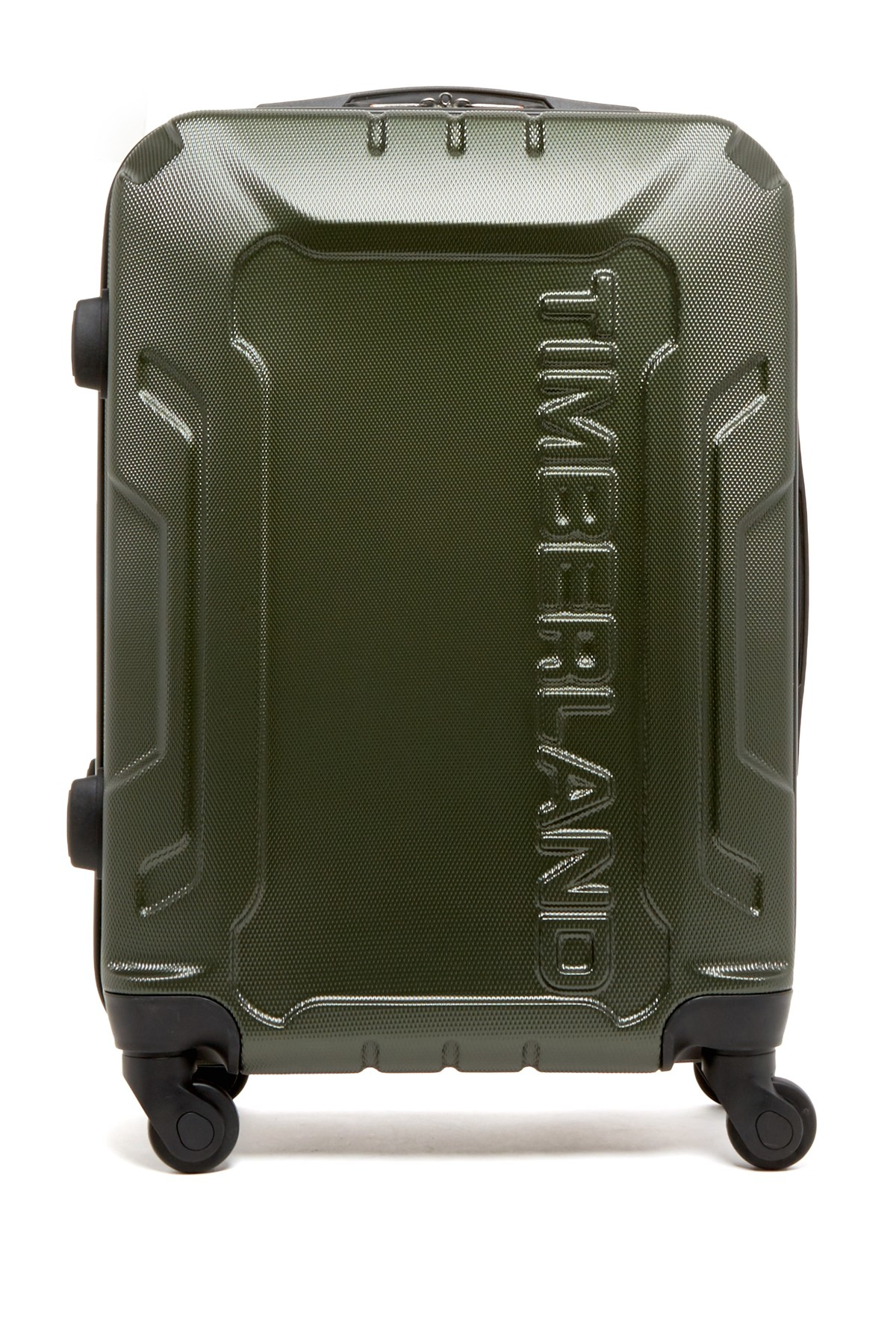 Lyst Timberland Boscawen 21 Quot Hardside Spinner Suitcase