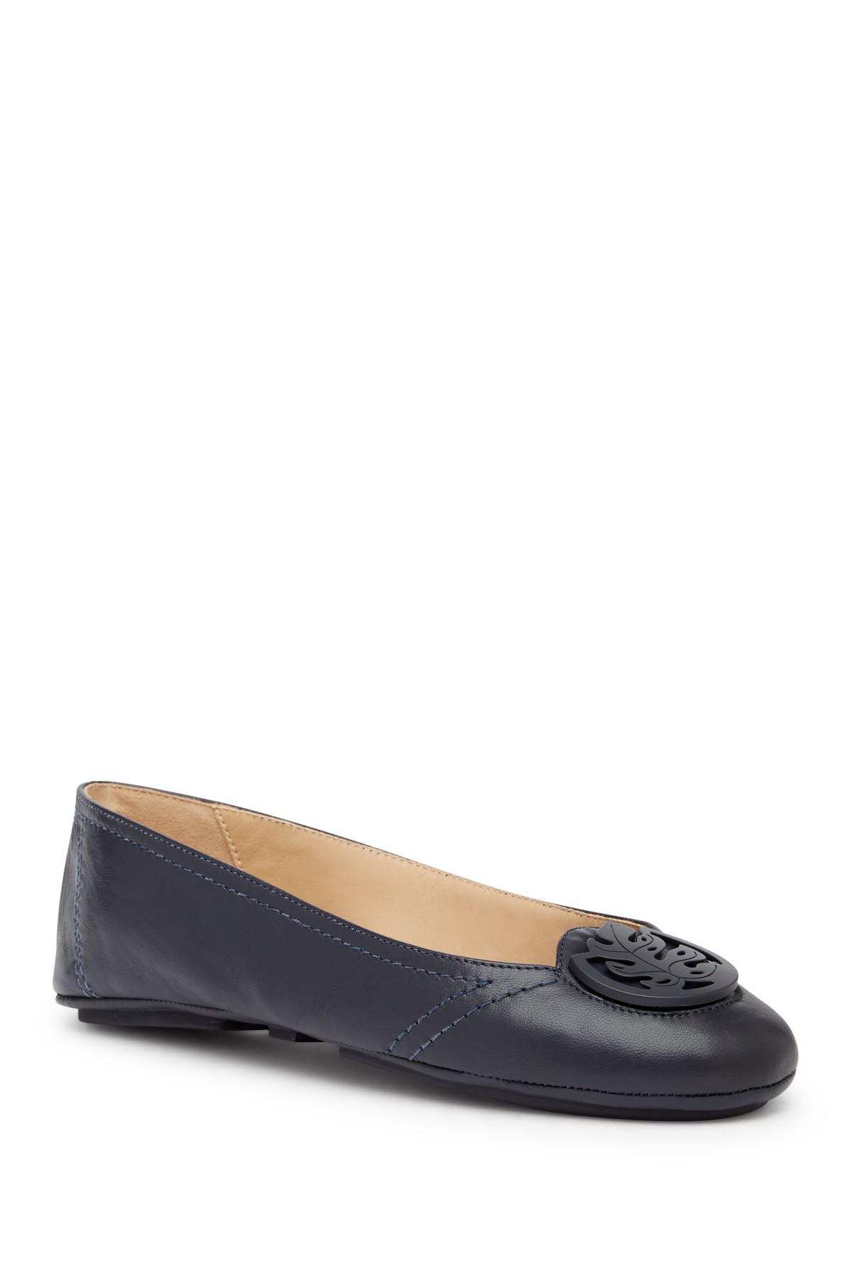 top quality deals for sale Tommy Bahama Leather Ballet Flats outlet wide range of geniue stockist online outlet classic SCi55jS0Uo