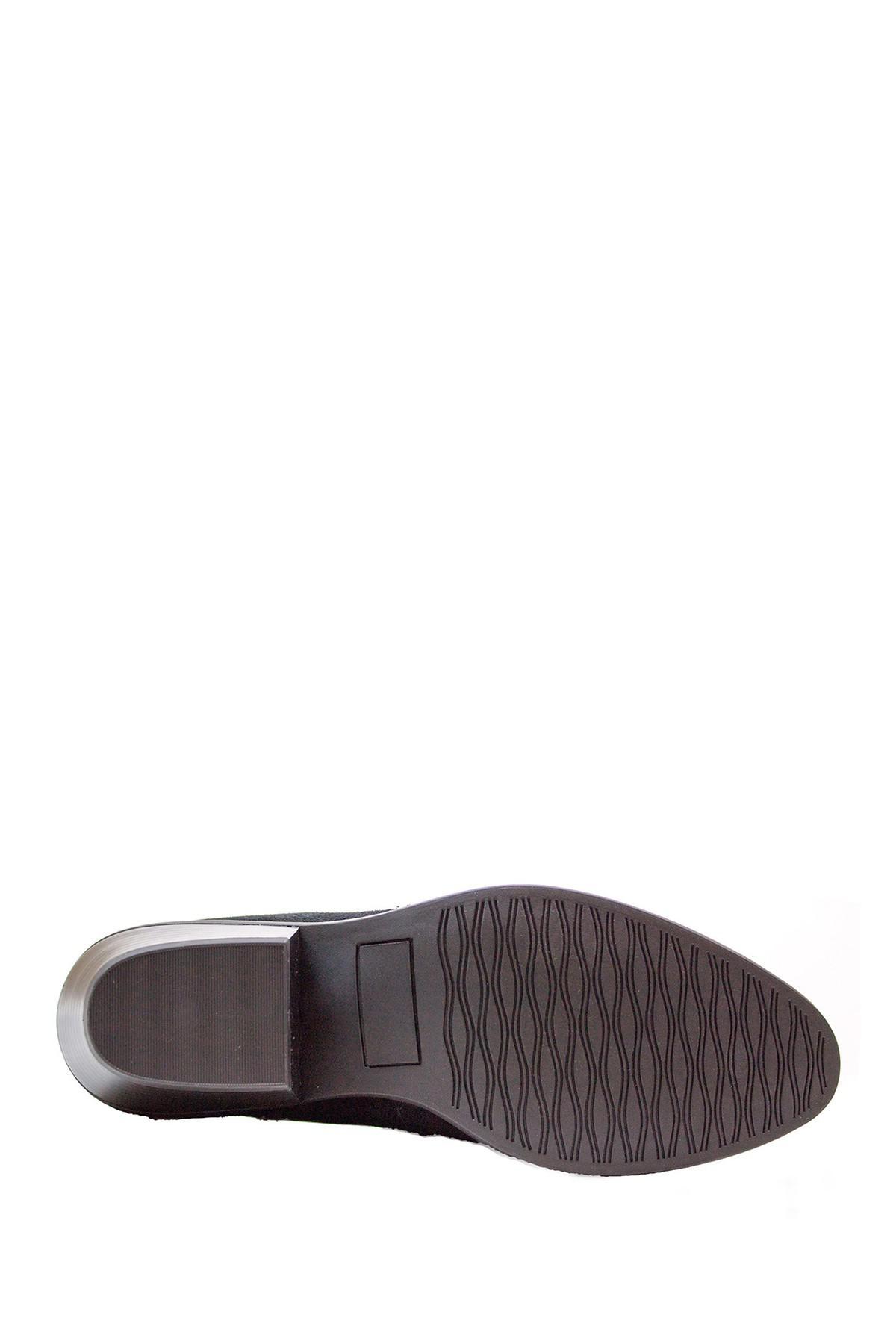 b9fc100e5f07 Lyst - White Mountain Footwear Sadie Ankle Bootie in Black