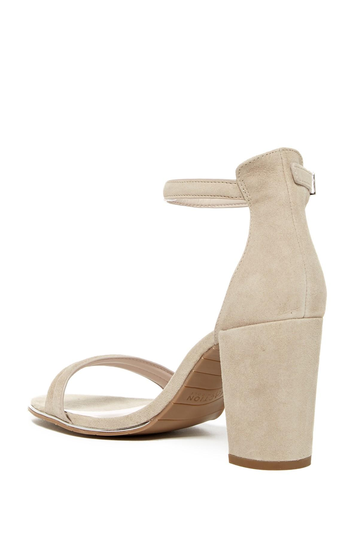 7f6f4b6ee25 Kenneth Cole Reaction - Natural Lolita Sandal - Lyst. View fullscreen