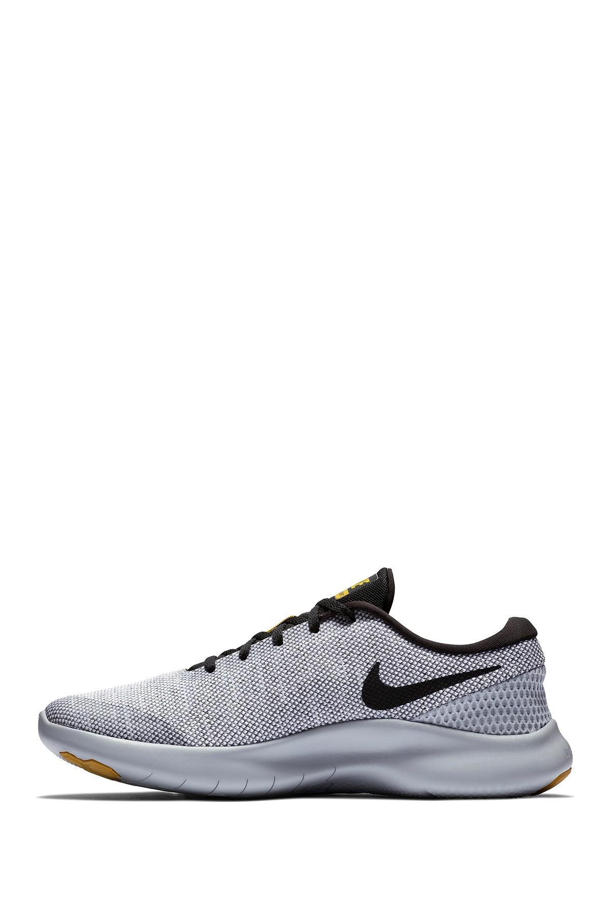 a67b467962ec Nike - Black Flex Experience Rn 7 Sneaker for Men - Lyst. View fullscreen