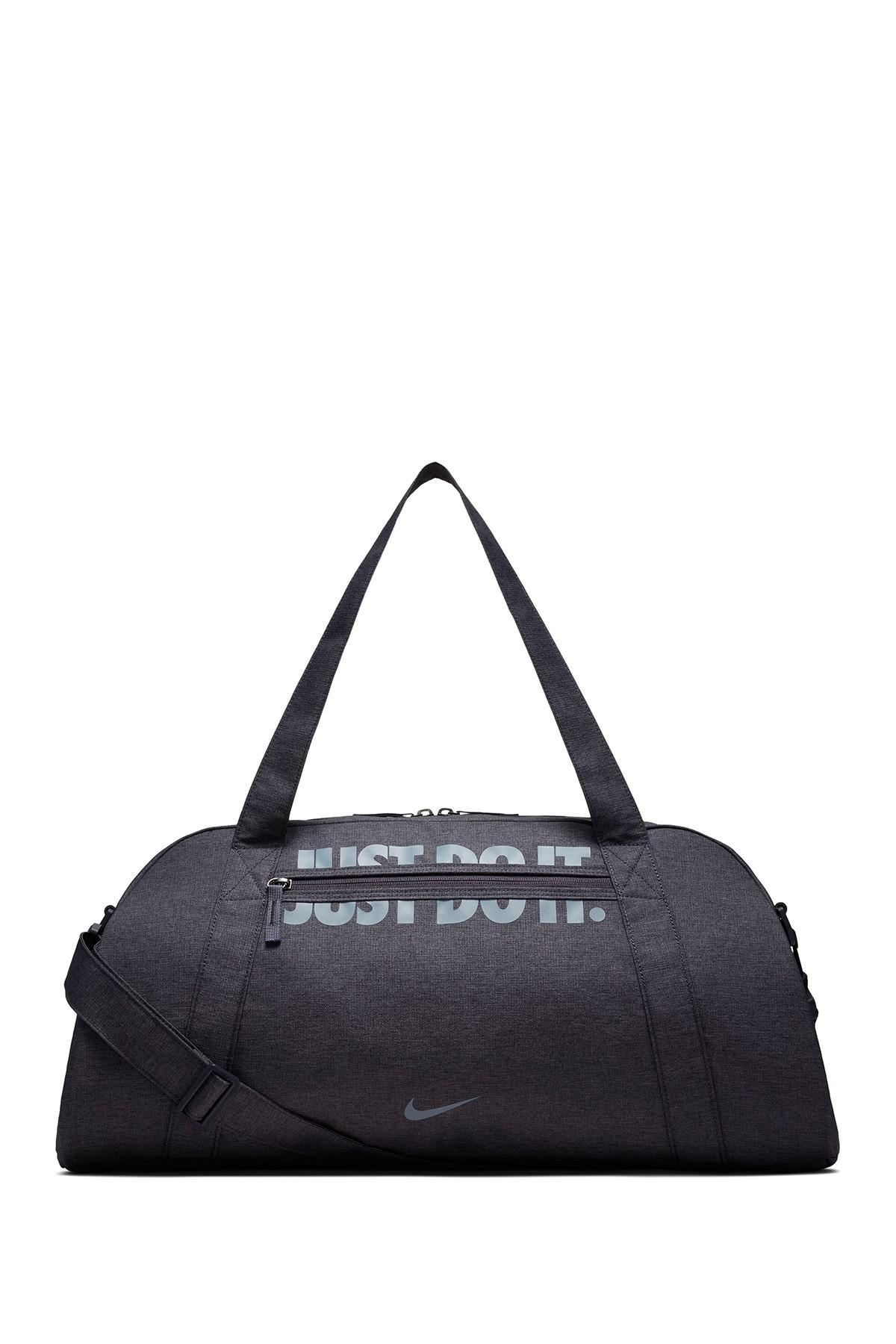 72b8a7a3c7 Lyst - Nike Gym Club Duffel Bag