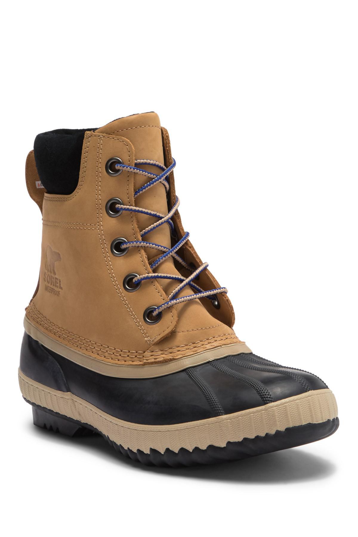 a6b0d96c9d3 Sorel. Women s Cheyanne Ii Waterproof Leather Boot