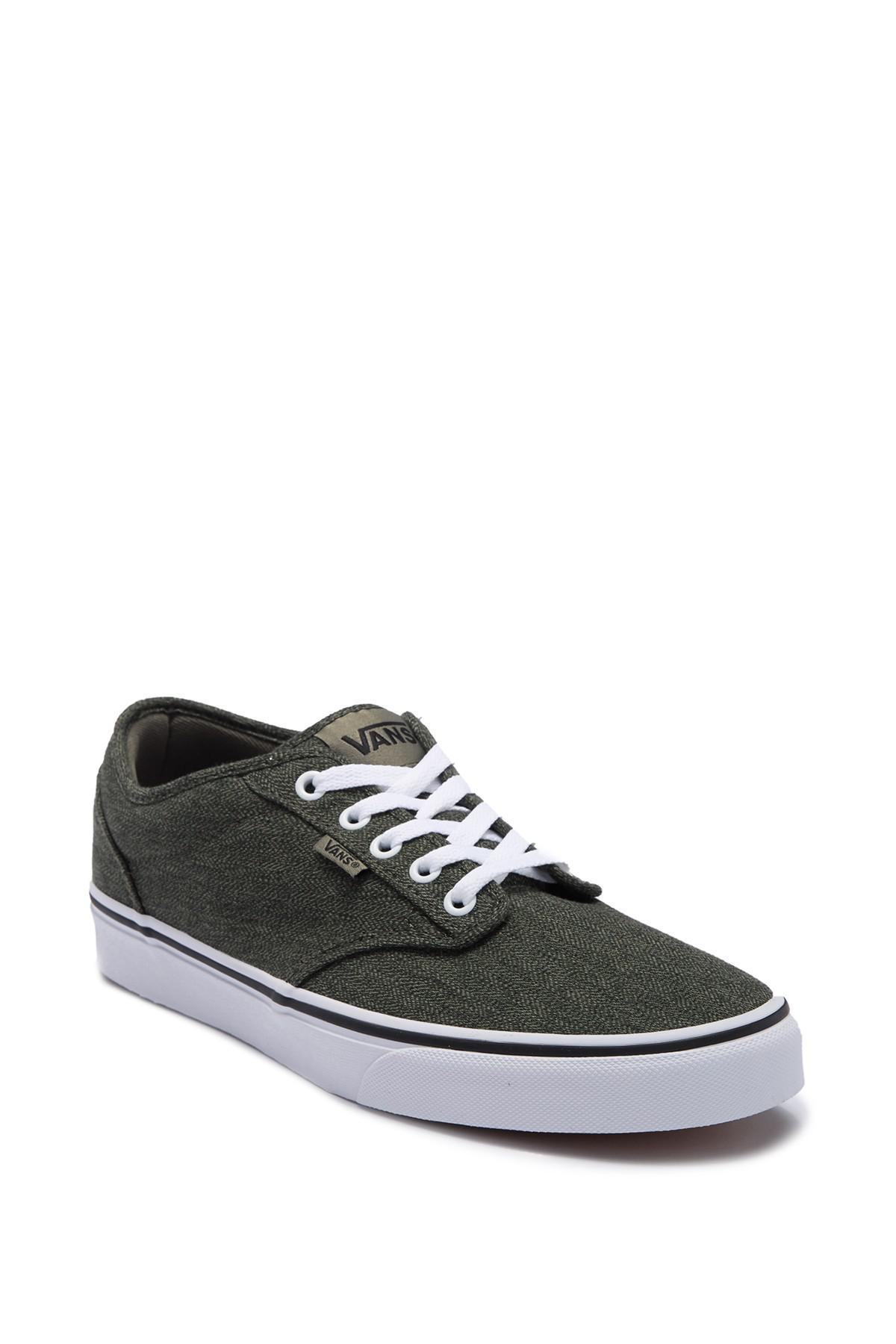 c2e0eaad1d Vans Atwood Static Herringbone Sneaker for Men - Lyst