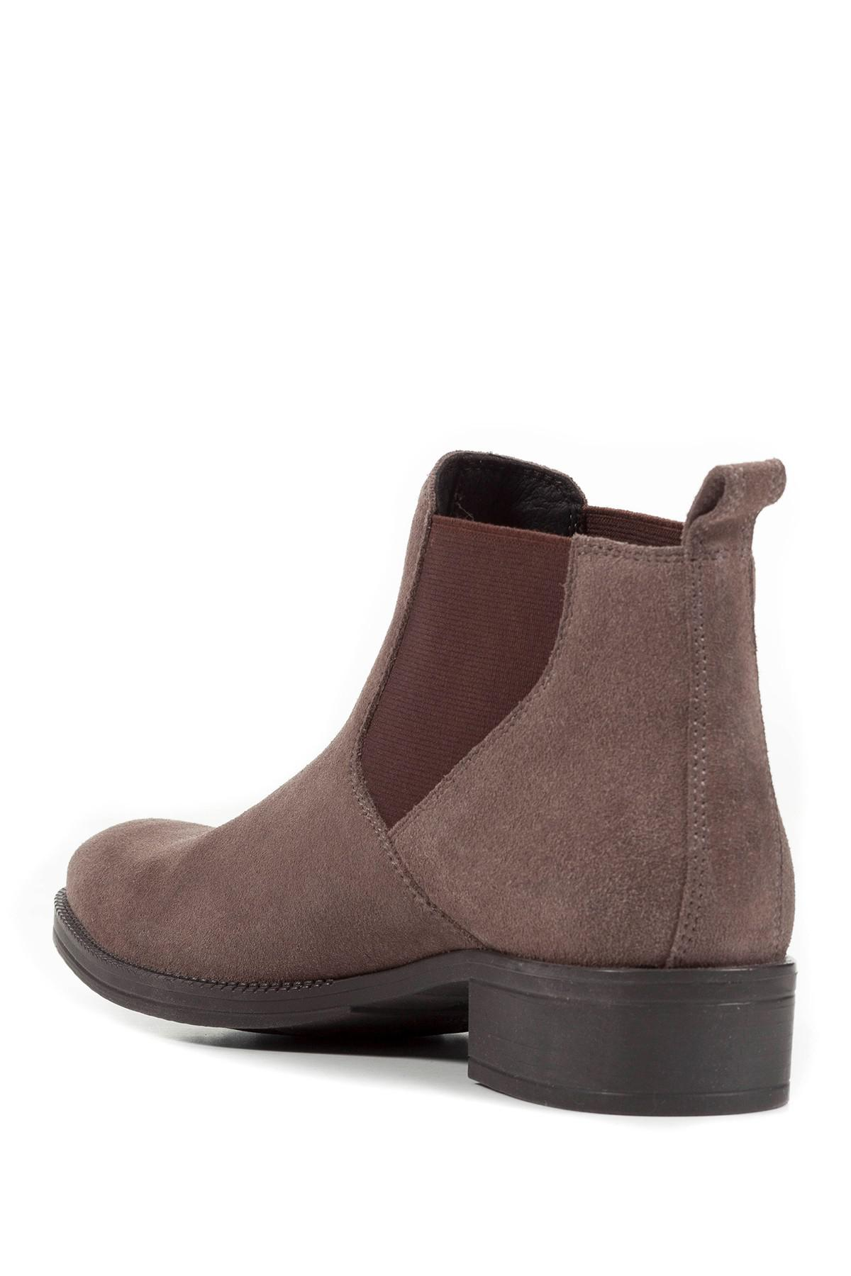 Geox - Brown D Laceyin Boot - Lyst. View fullscreen ee9b33d0247