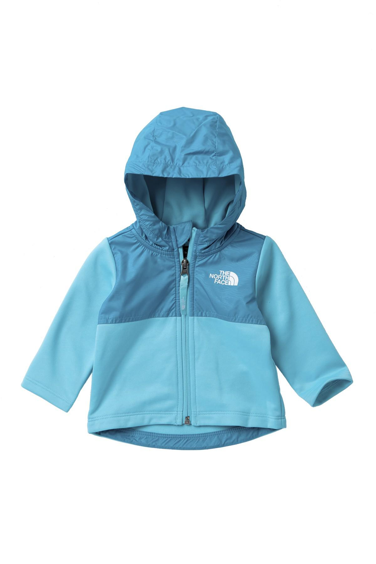 6dcee4fc1c46 Lyst - The North Face Kickin It Hooded Jacket (baby Boys) in Blue ...