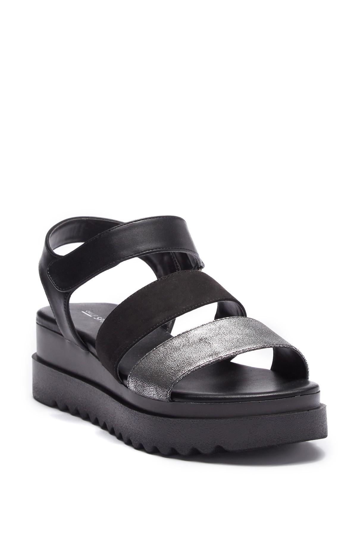 7892190d986 Lyst - Call It Spring Yboreni Platform Sandal in Black