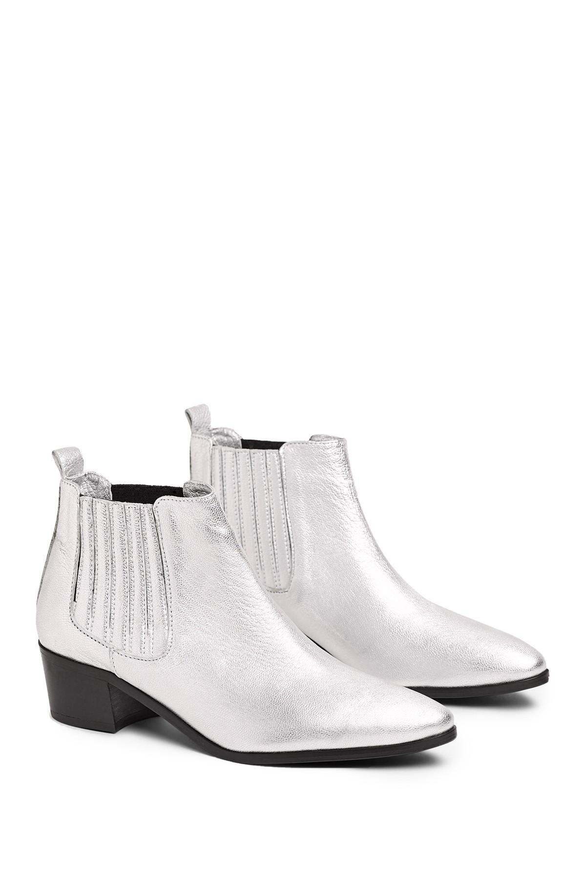 Modern Vice Handler Leather Bootie RoRoLi
