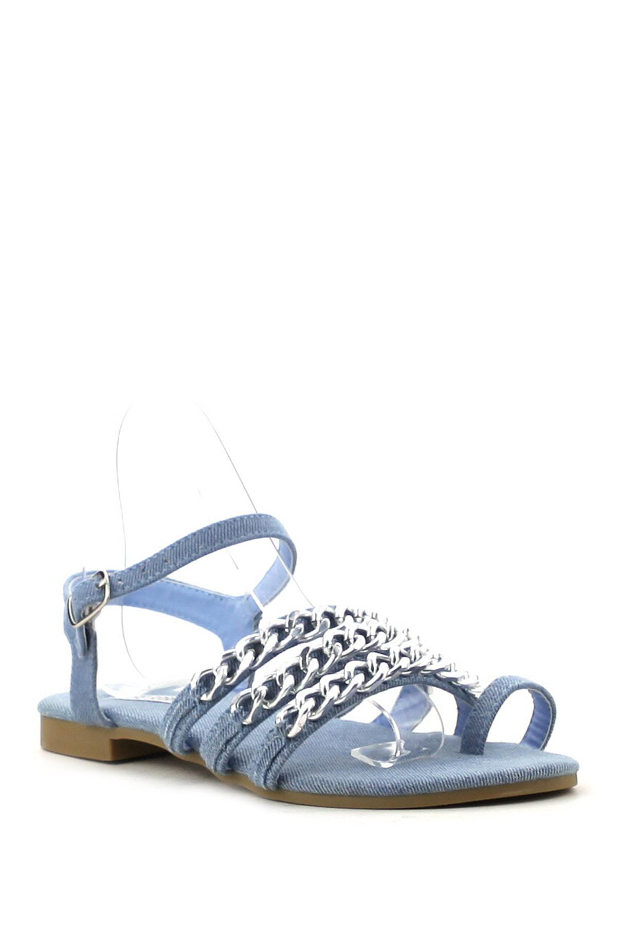 Cape Robbin Cash Multi Chain Sandal WmmonV