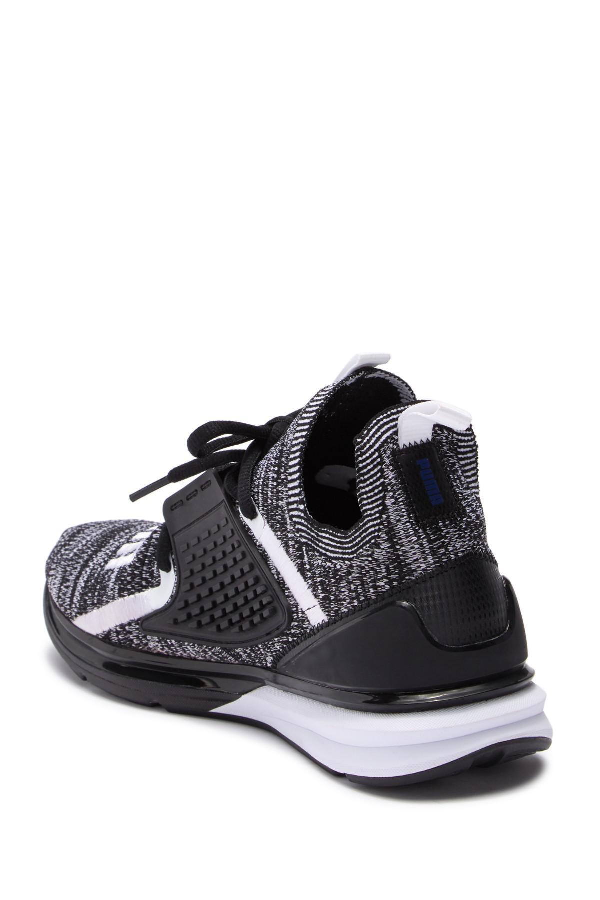 PUMA - Black Ignite Limitless 2 Evoknit Block Sneaker for Men - Lyst. View  fullscreen 5bd08f48c