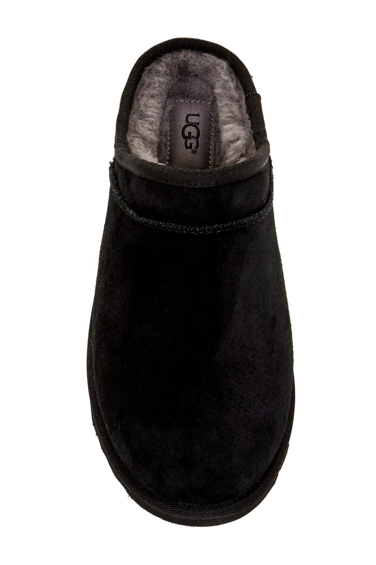 dd3257e365ed7 Ugg - Black (r) Classic Water Resistant Slipper (women) - Lyst. View  fullscreen