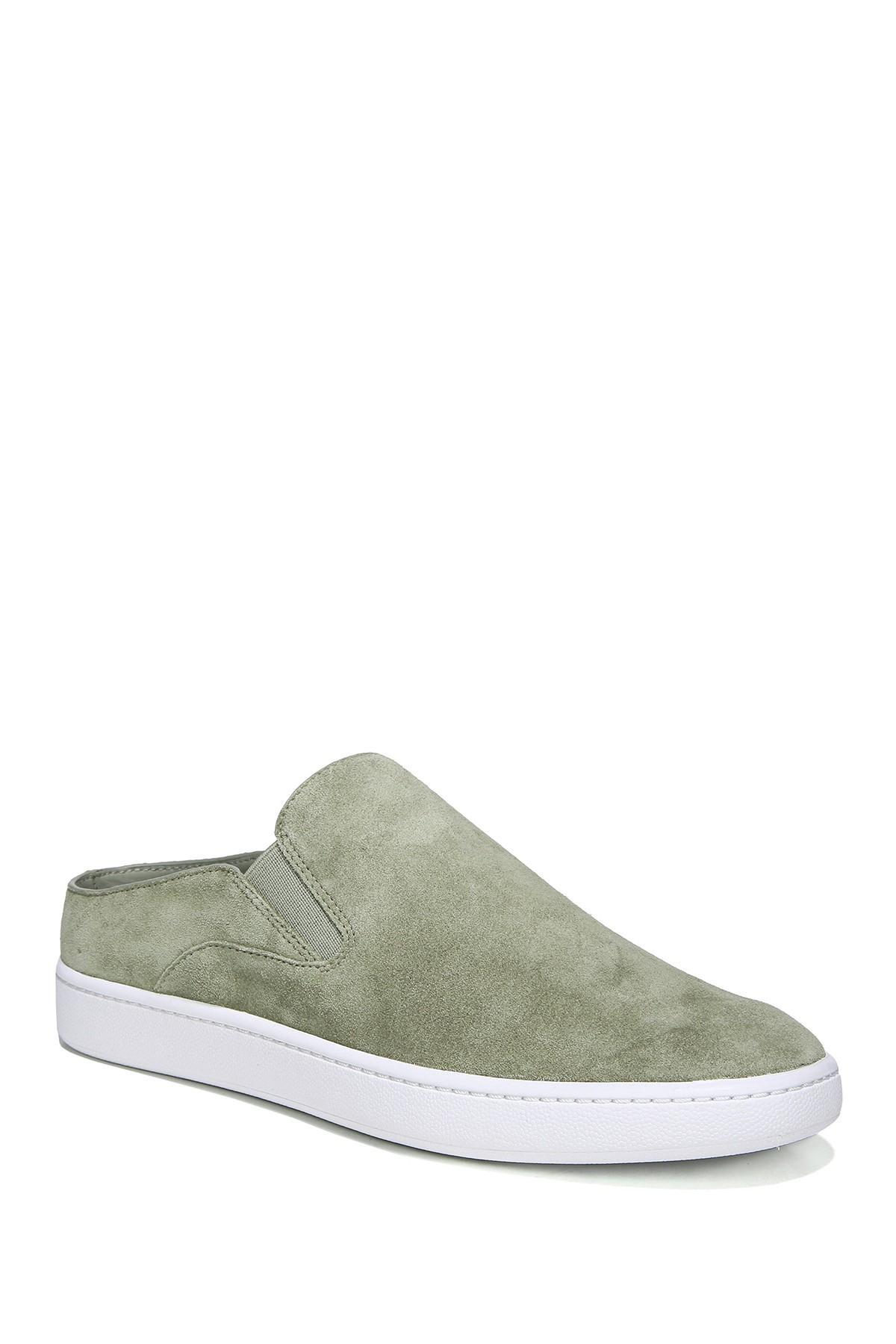 855fb8c79eb1 Lyst - Vince Verrell Slip-on Sneaker (women) in Green - Save ...