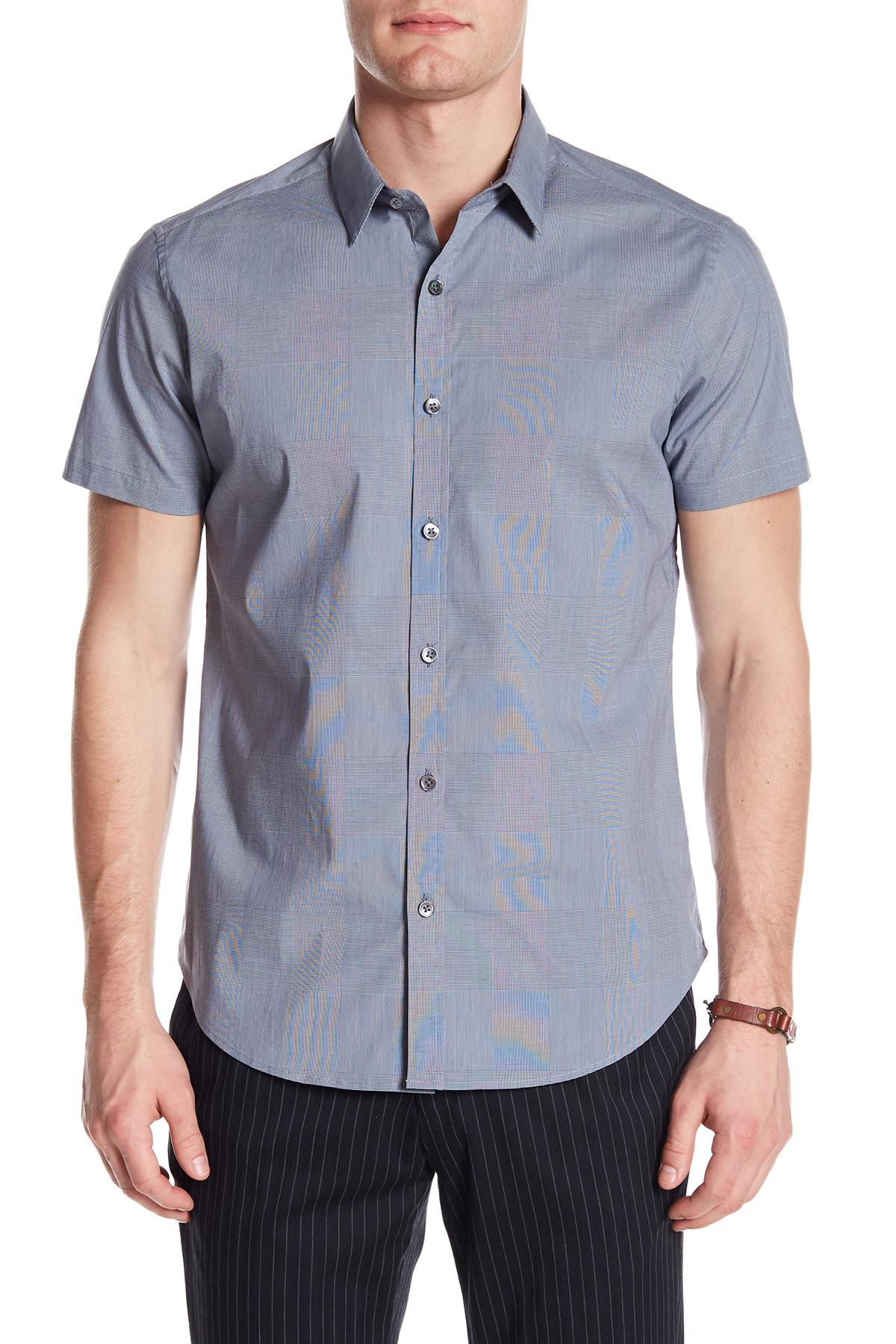 Zack Vanern Point Collar Shirt (Trim Fit) Sale Cheap Online Outlet Shopping Online C2Ago