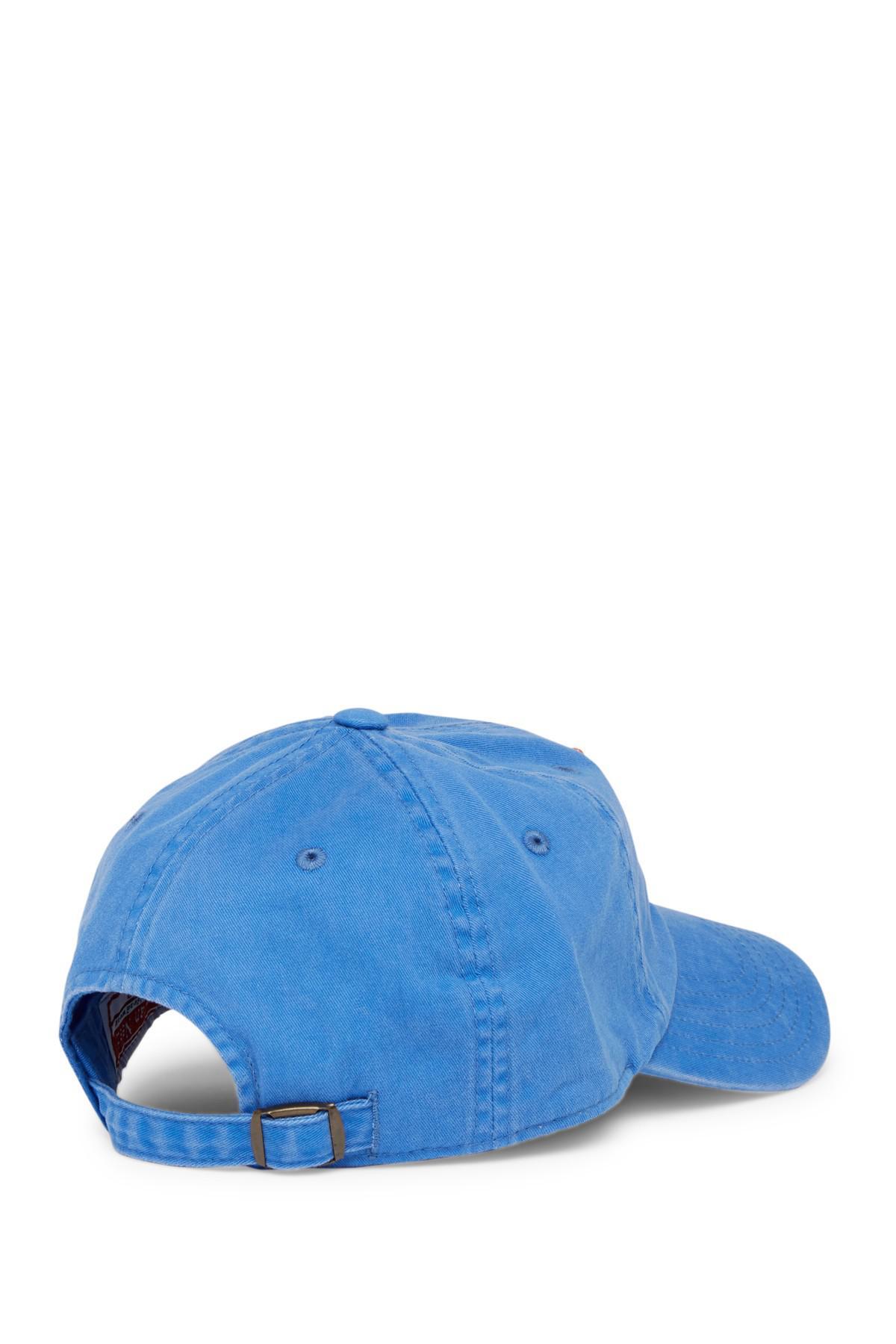 af47009f289 Lyst - American Needle New Raglan Ny Mets Baseball Cap in Blue for Men