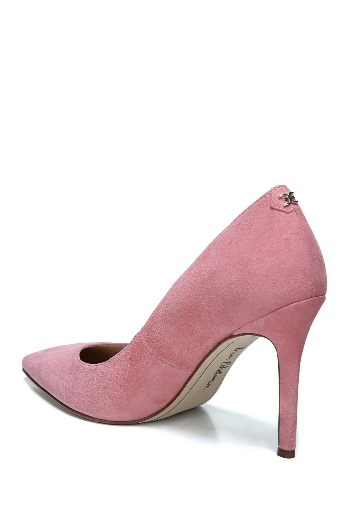 a0ab9dc76 Lyst - Sam Edelman Hazel Pointy Toe Pump (women) in Pink