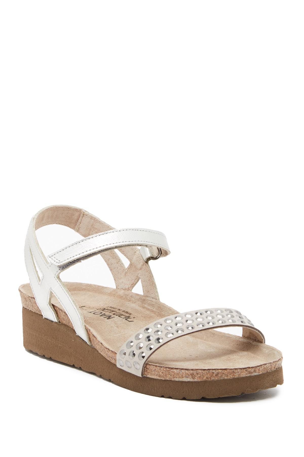 NAOT Lexi Studded Wedge Sandal nXYXebYxts