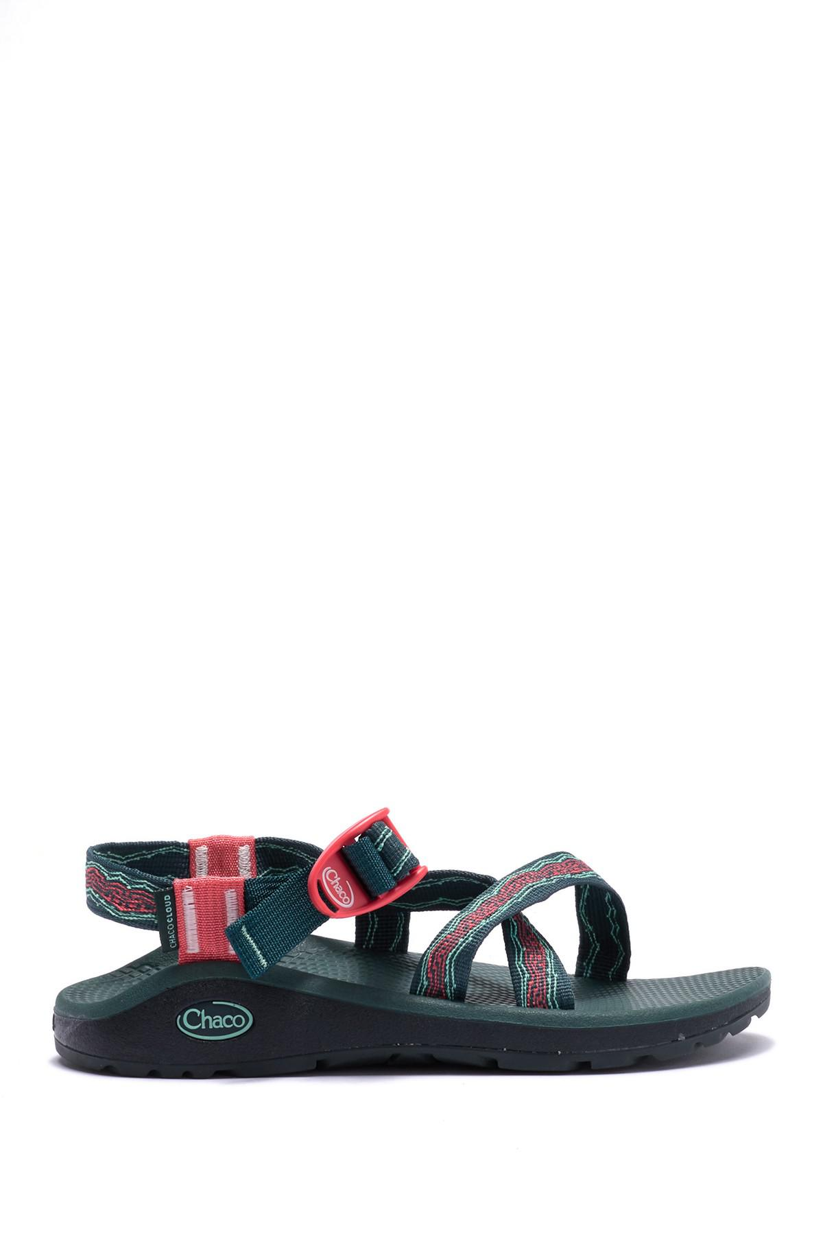 aa64e1423942 Chaco - Multicolor Z Cloud Sandal - Lyst. View fullscreen