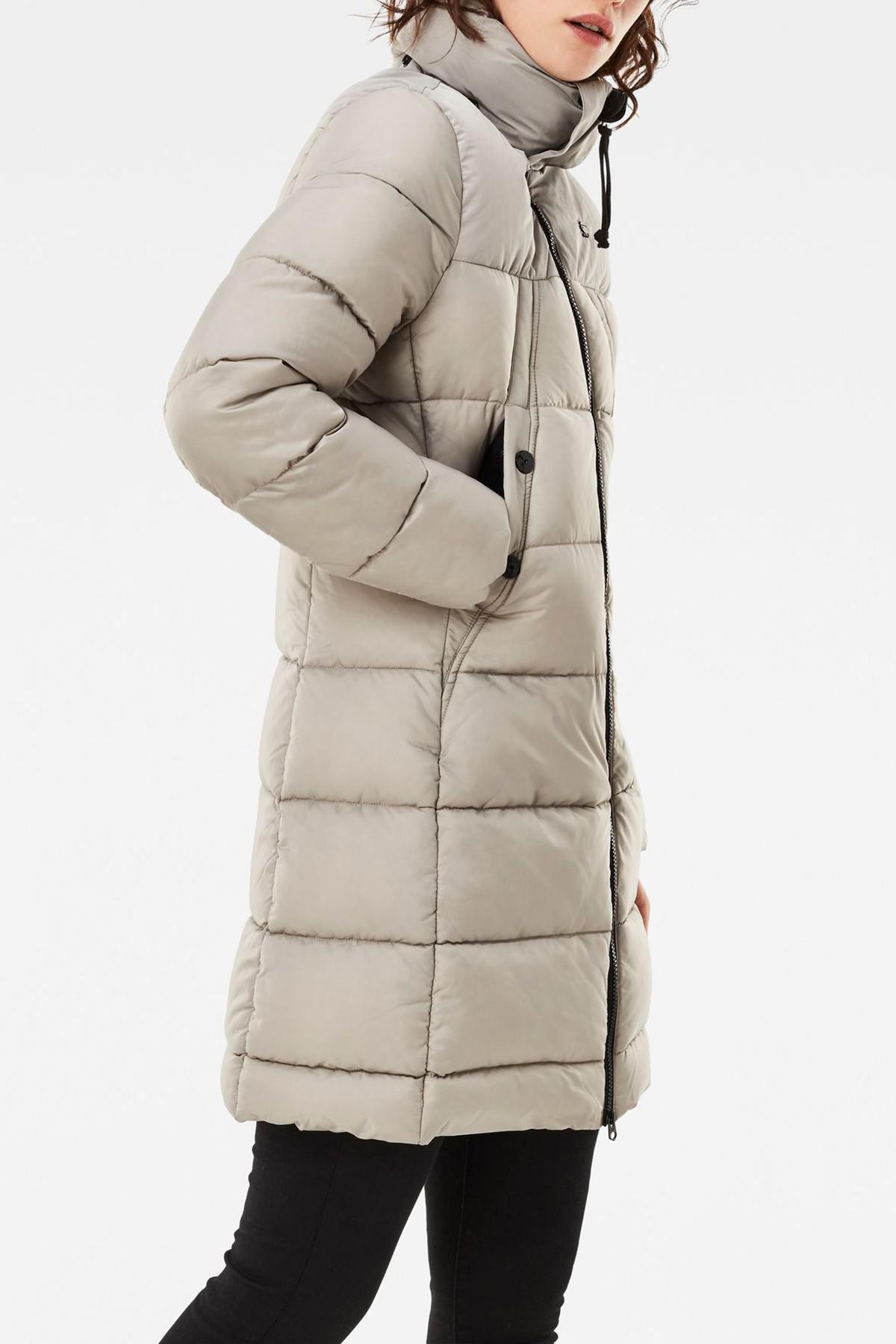 e16897a8d8a5 G-Star RAW Whistler Slim Hedley Coat Womens Jackets
