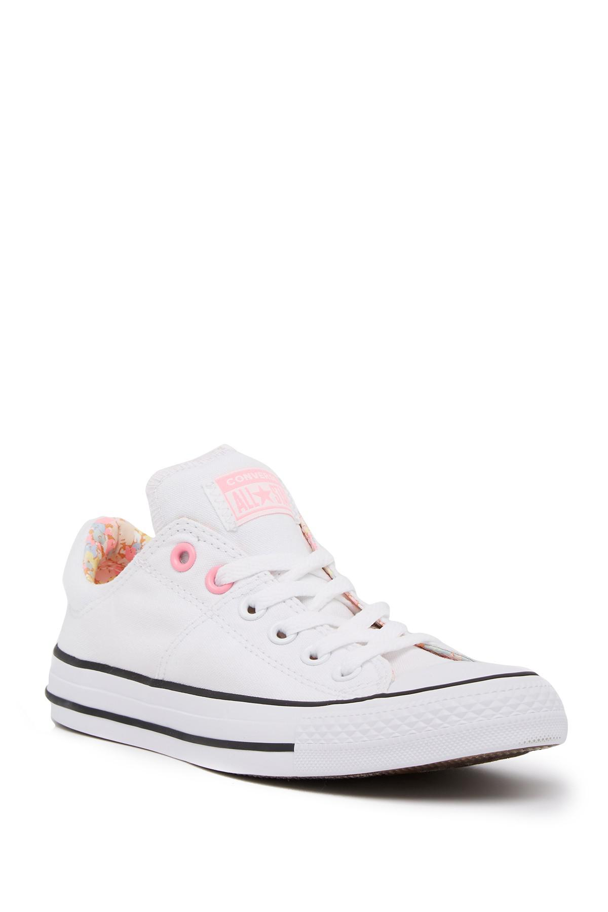 e6629f146a02 Converse - White Chuck Taylor All Star Madison Oxford Sneaker (women) -  Lyst. View fullscreen