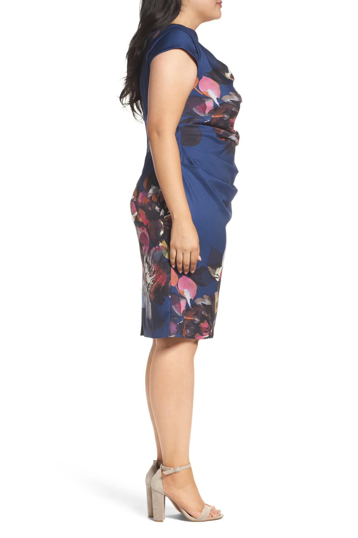 fcc4e397 Gallery. Previously sold at: Nordstrom, Nordstrom Rack · Women's Adrianna  Papell Sheath Dress