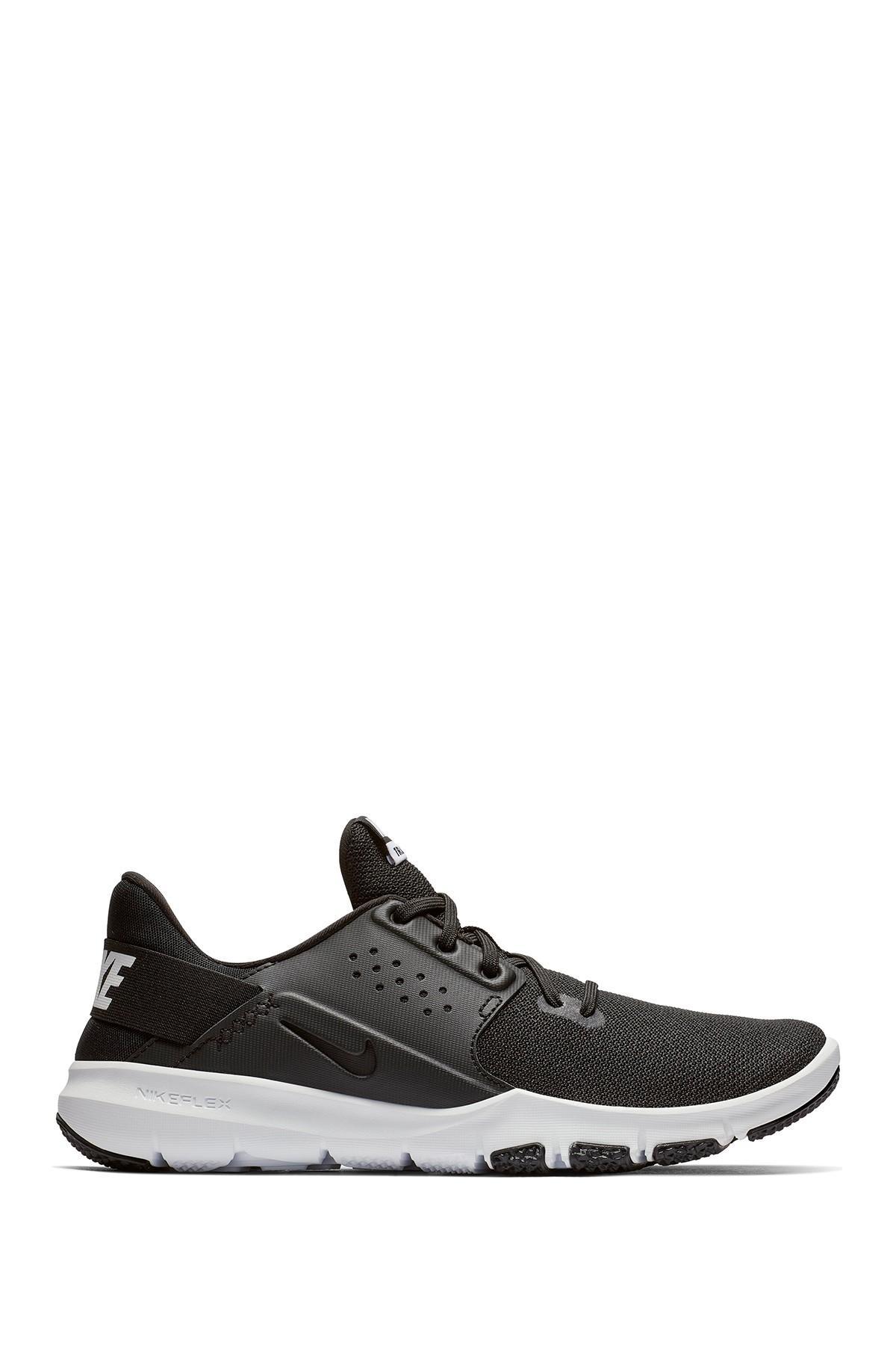 af3f6a06bbe52 Nike Flex Control 3 Training Shoe in Black for Men - Lyst