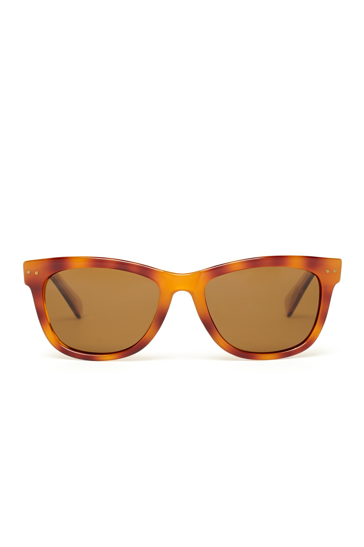 Cole Haan Women S Wayfarer Sunglasses In Brown Lyst
