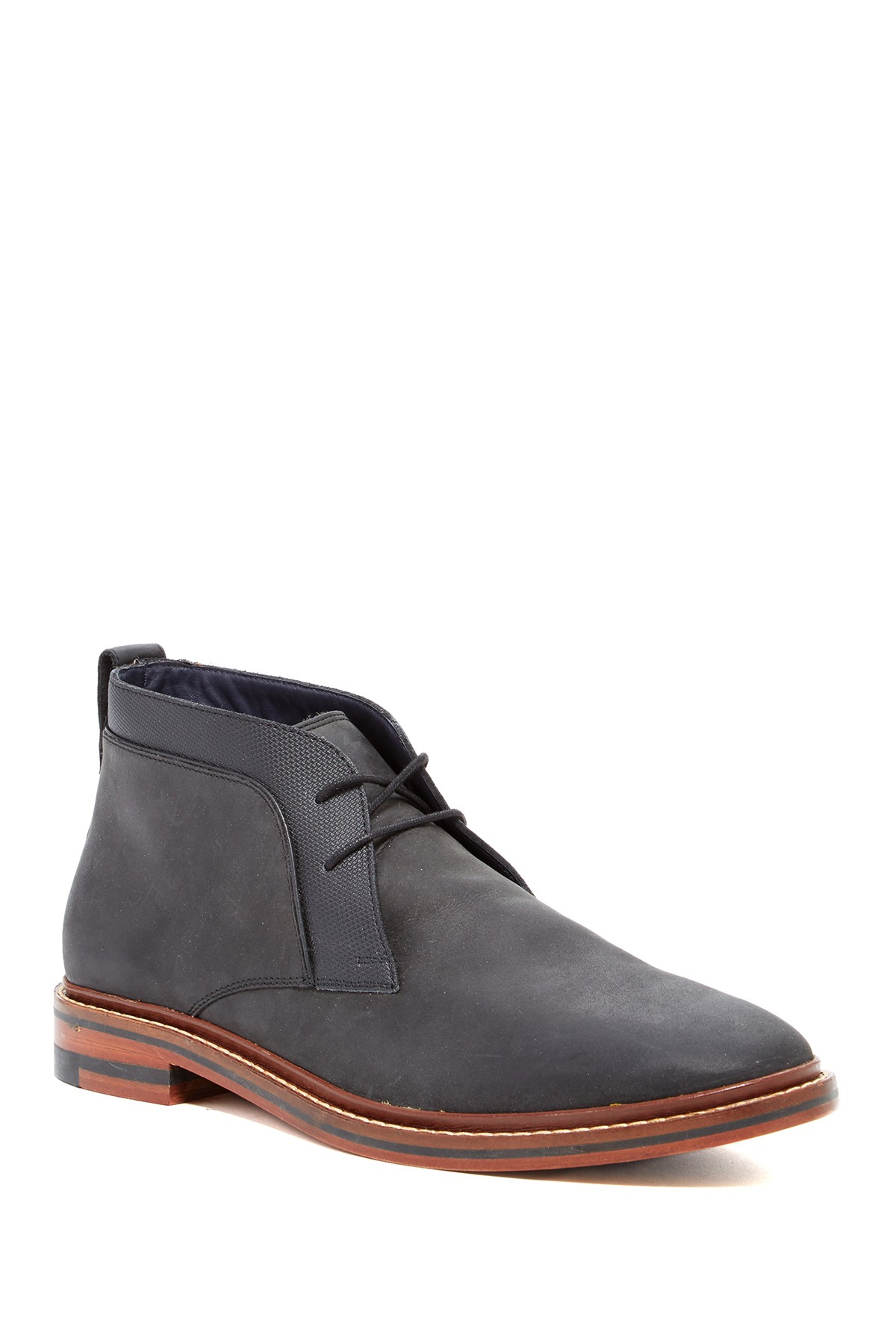 cole haan cambridge chukka boot in black for save 44