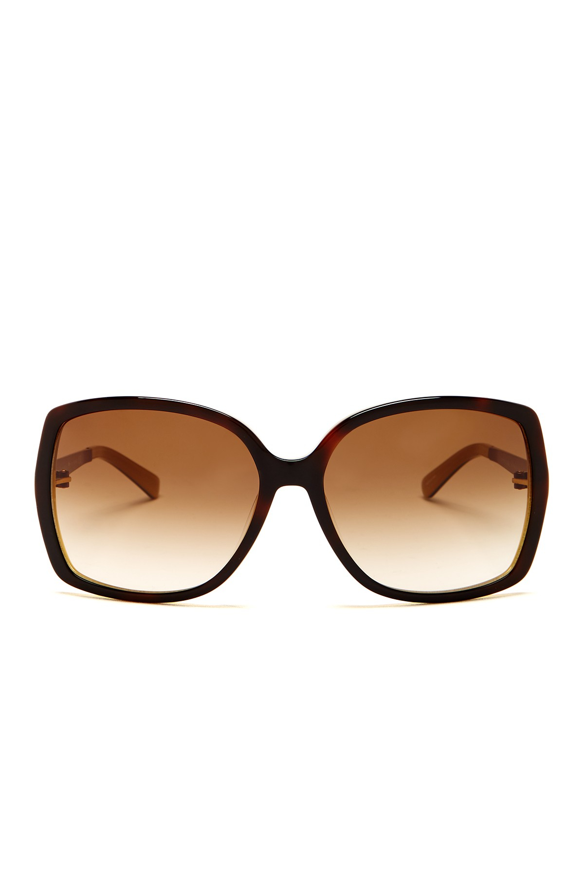 ab2b546ac7 Lyst - Kate Spade Women s Darrys Oversized Sunglasses in Brown