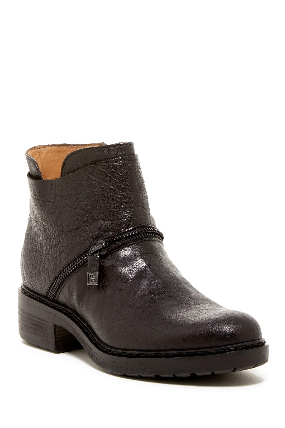 Alberto fermani Greca Ankle Boot in Black