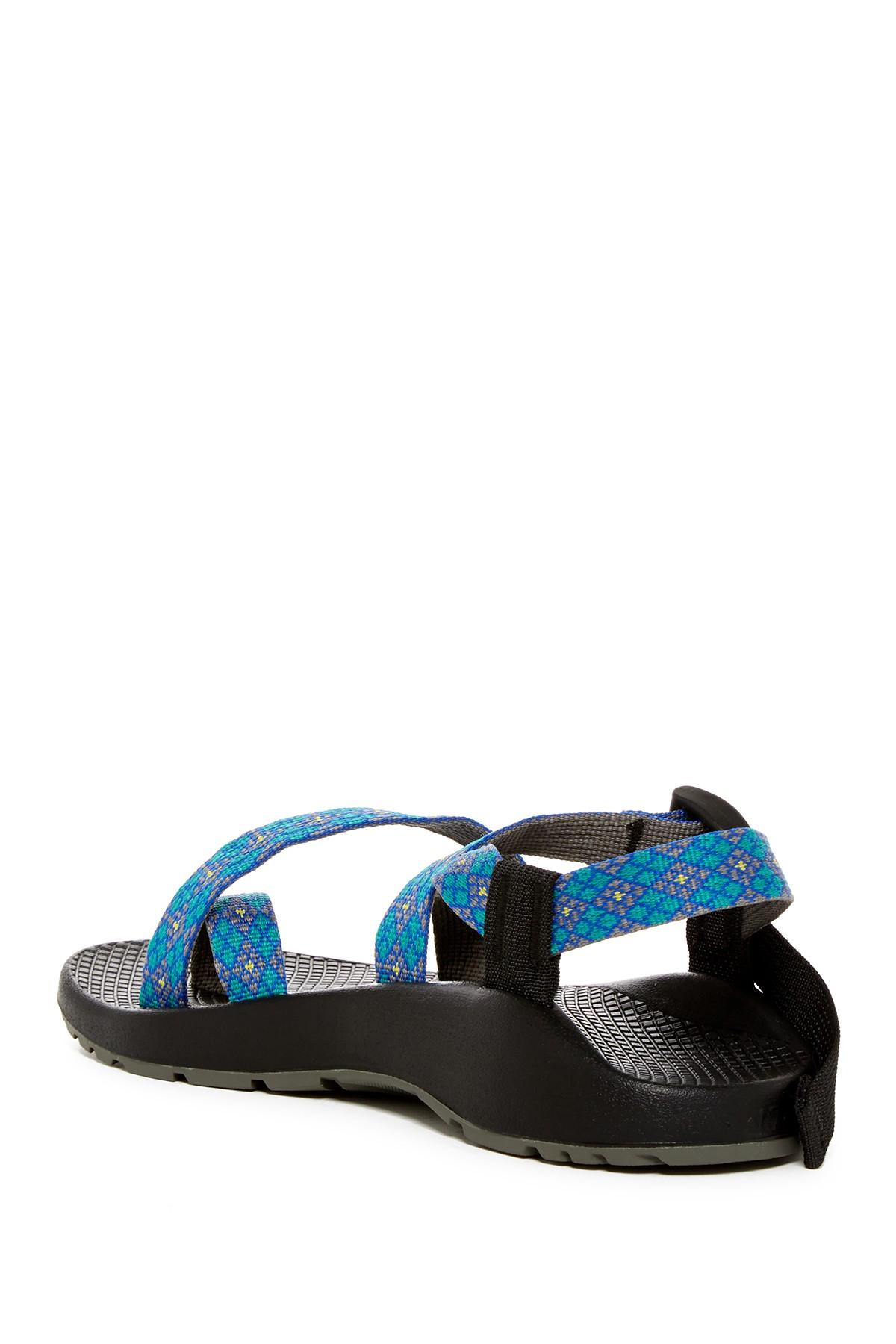 Chaco Z2 Classic Sandal In Blue Lyst