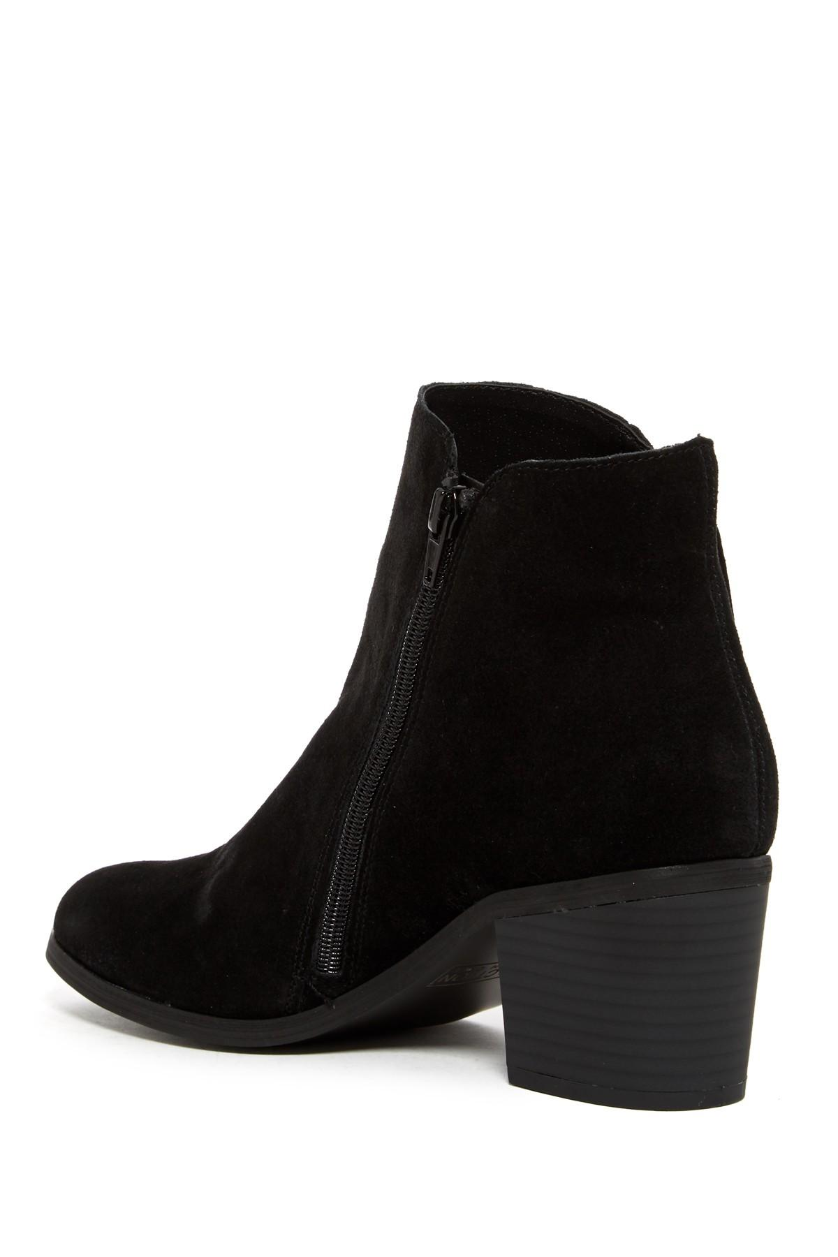 Lyst Kenneth Cole Reaction Tailgate Bootie In Black