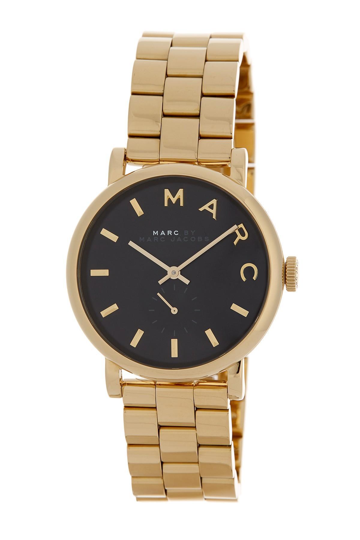 Marc by marc jacobs Women's Baker Bracelet Watch in ...
