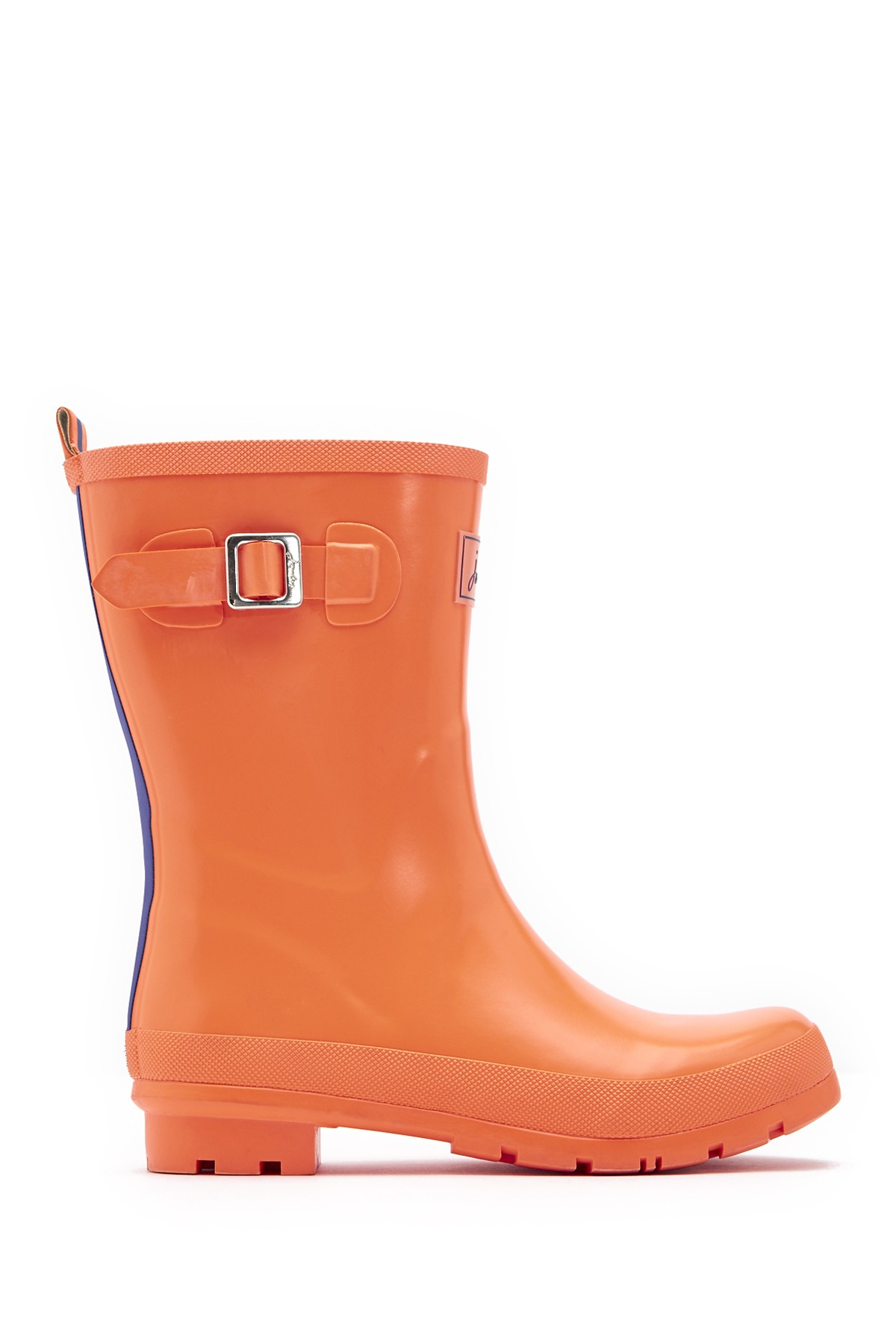 Joules 'kelly Welly' Rain Boot in Orange