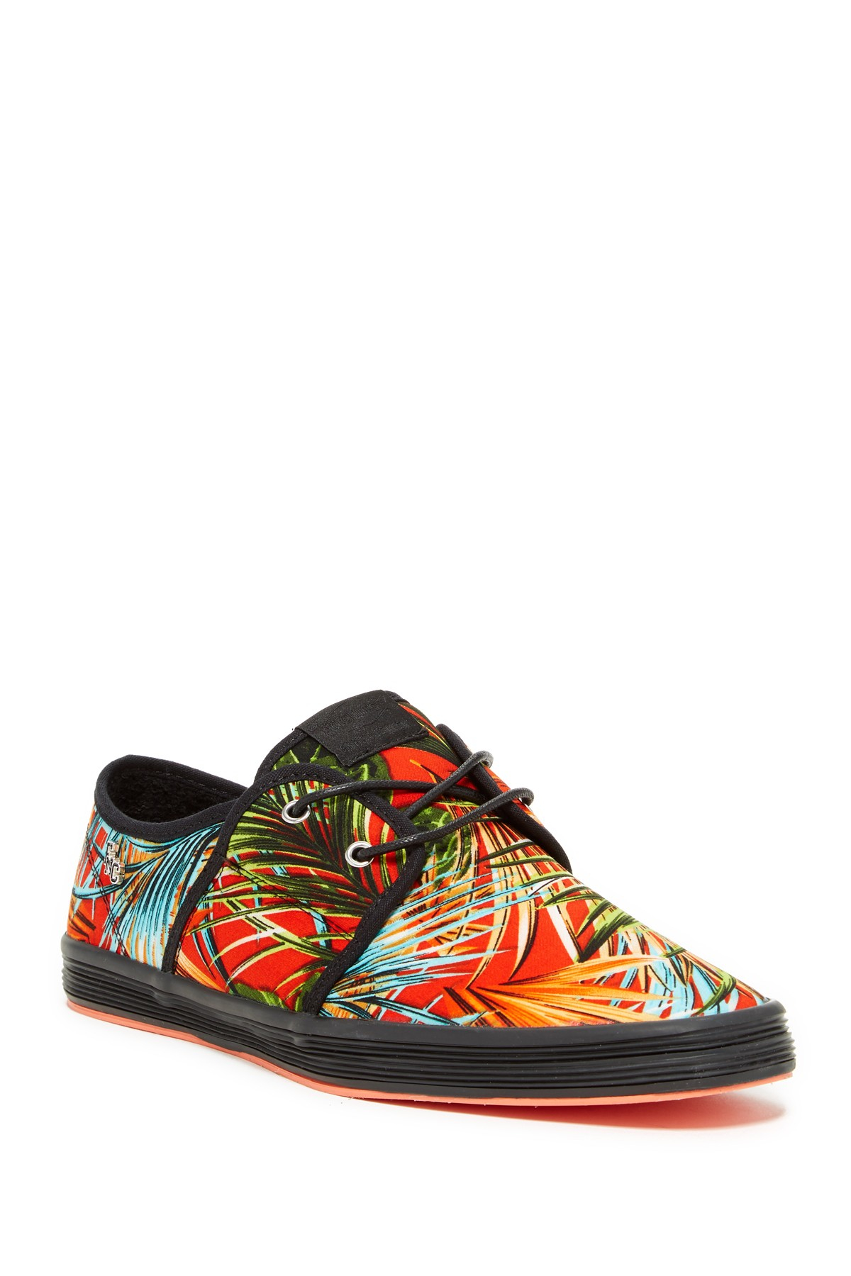 Fish n chips spam 2 aloha sneaker in red lyst for Fish and chips shoes